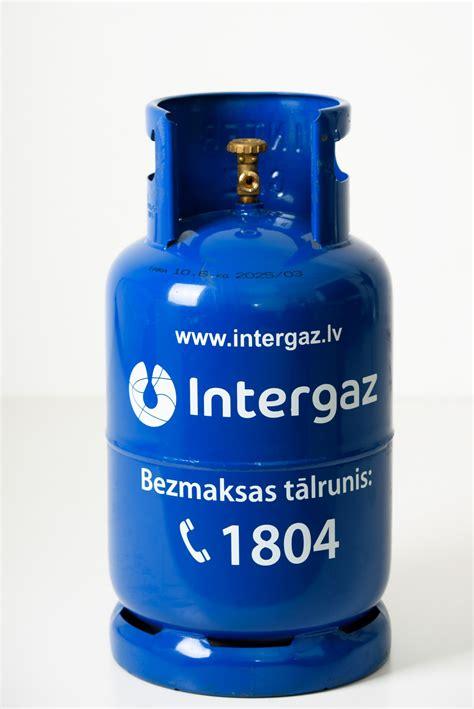 Gāzes balons - 27 l