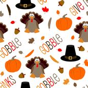 Background Aesthetic Thanksgiving Wallpaper by Thanksgiving Fabric Wallpaper Home Decor Spoonflower