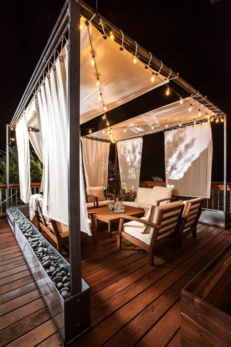 ways  amp   outdoor space  string lights hgtvs decorating design blog hgtv