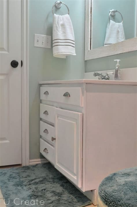 Walls   SW 6211 Rainwashed by Sherwin  Williams, Cabinets