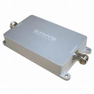 Ampli Wifi Orange : amplificateur booster wifi 10 w sunhans sh24gi10w ~ Melissatoandfro.com Idées de Décoration