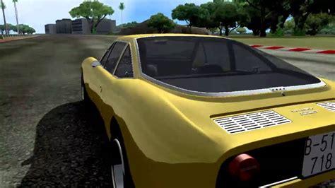 "Oahu Raceway De Tomaso Vallelunga ""Competizione"" - YouTube"