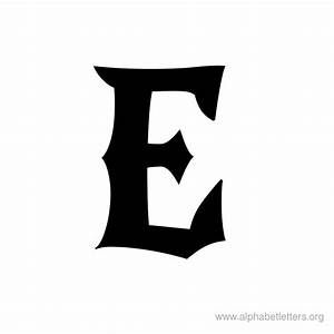 The gallery for --> Cool E Letter