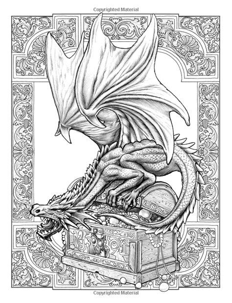 Colour My Sketchbook DRAGONS: Amazon.ca: Bennett Klein