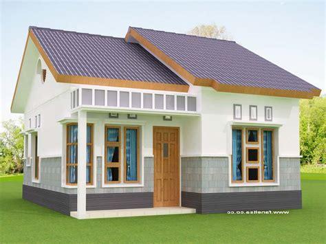 genius simple design of a house desain denah type ukuran dan harga rumah btn 2016 2017
