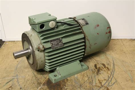 New Ac Motor by Electric Motors Vem Kper112m8 4 Electric Motor 1 3 2 2
