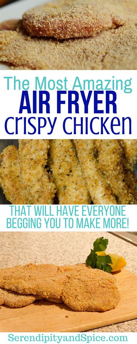fryer air chicken tenders recipe instant pot fresh easy vegetables bio google posts latest serendipityandspice