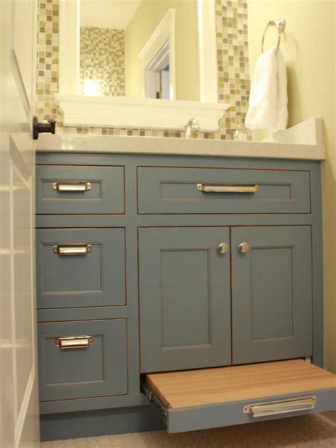 18 Savvy Bathroom Vanity Storage Ideas | HGTV