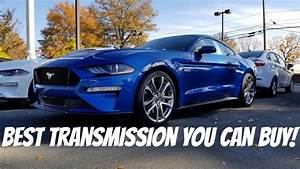2018 Mustang GT 10 speed Automatic Review - YouTube