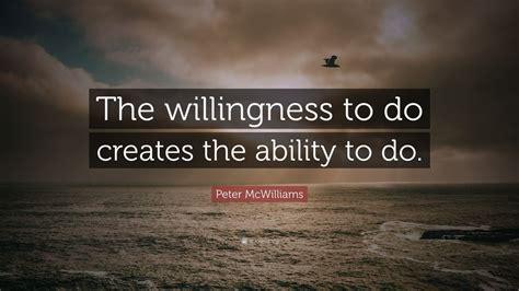 Peter McWilliams Quote: