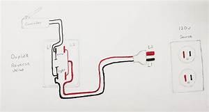 A Duplex Schematic Wiring