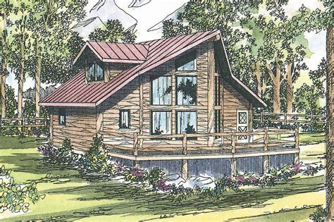 frame house plans sylvan 30 023 a frame house plans cabin vacation