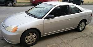 2003 Honda Civic Lx Coupe 2