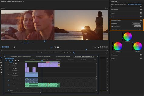 color with color grading workflows in adobe premiere pro cc