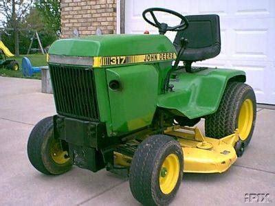 john deere  garden tractorid product details