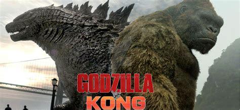 Godzilla Vs Kong 2020 Wallpaper 7th By Leivbjerga On