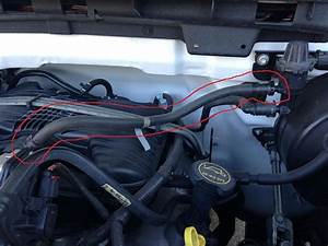 07 F150 Xl Evaporative Hose Identification Needed With Two Ce Light W   Code