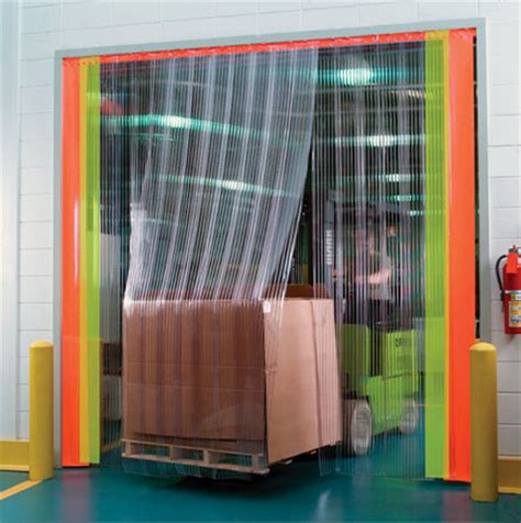 pvc vinyl doors industrial clear plastic curtains