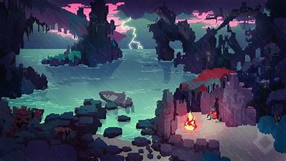 Pixel Animated Wallpapers Drifter Hyper Wallpaperplay