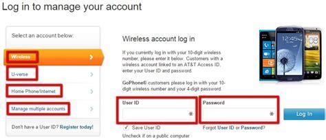at t customer service billing phone number www att login myat t login informerbox