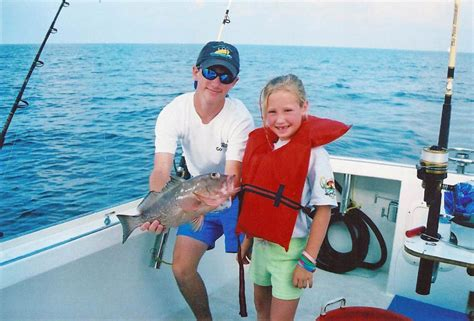Captain Pete Fishing Boat by Family Charter Fishing Alabama Yankee Star Charter Boat