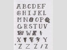 How To Make Your Own Font Using Glyphs And Illustrator