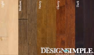 hardwood floor colors to fit any space