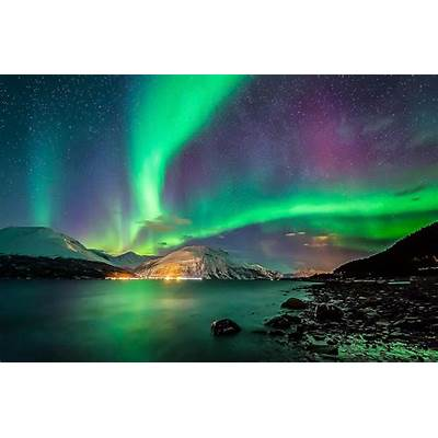 Aurora Borealis - Space Photo (36270547) Fanpop
