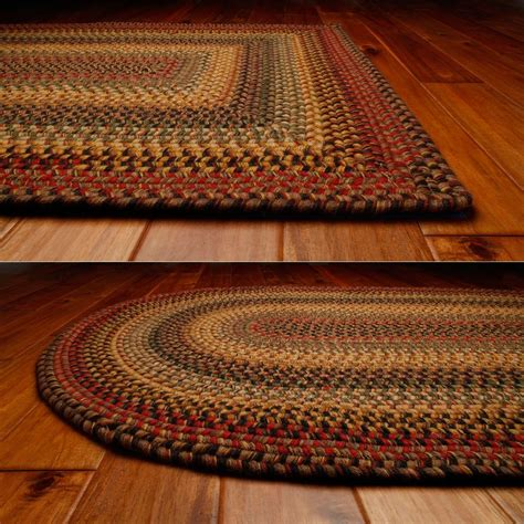 Outdoor Rugs 8x10 by Budapest Wool Braid Rugs