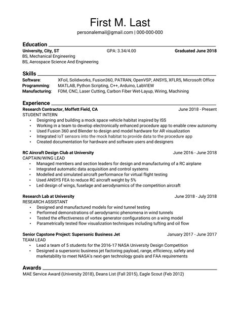 Customize, download and print your mechanical engineer resume so you can feel. Looking for criticism of Updated Mechanical/Aerospace ...