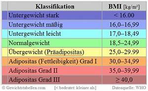 Normalgewicht Berechnen : bmi gewichtstabelle body mass index hast du bergewicht gewichtstabelle mit abnehmplan ~ Themetempest.com Abrechnung