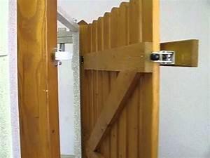 Garagentor Aus Holz : gartentor holz firma aditech t rschlie er 2 youtube ~ Watch28wear.com Haus und Dekorationen