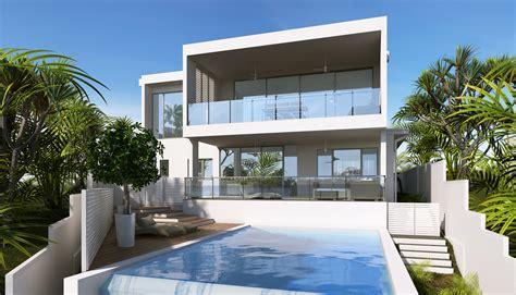 Modern Marcus Beach House In Australia