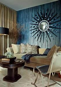 Miroir Deco Salon : utiliser le miroir d co design pour embellir sa maison ~ Melissatoandfro.com Idées de Décoration