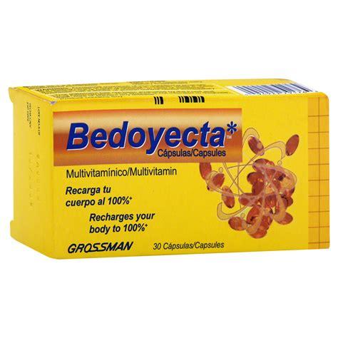 bedoyecta multivitamin capsules  capsules
