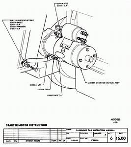 1978 Chevy Starter Wiring In 2020