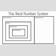 Math = Love Algebra 2 Skill 1 Classifying Real Numbers
