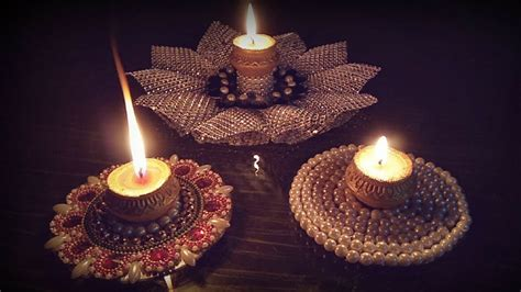 Creative Candles Decoration Ideas F40456 light up your home with creative candles for this diwali