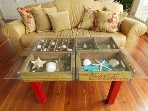 Watch as we build this. 20 DIY Shadow Box Coffee Table Plans | Guide Patterns
