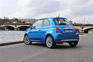 Atout Fiat : essai nouvelle fiat 500 mirror dans l 39 air du temps french driver ~ Gottalentnigeria.com Avis de Voitures
