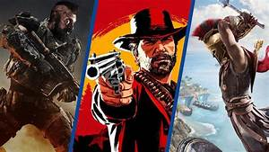 New Ps4 Games Releasing In October 2018 - Guide