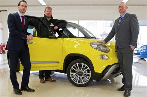 Brian Reynolds Appointed Latest Fiat Dealer In Drogheda