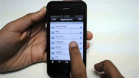 iphone clear app cache iphone delete app cache increase storage how to save space on iphone and ipod touch delete