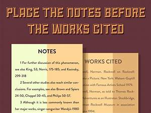 Chicago Style Footnotes Example 3 Ways To Do Endnotes Wikihow