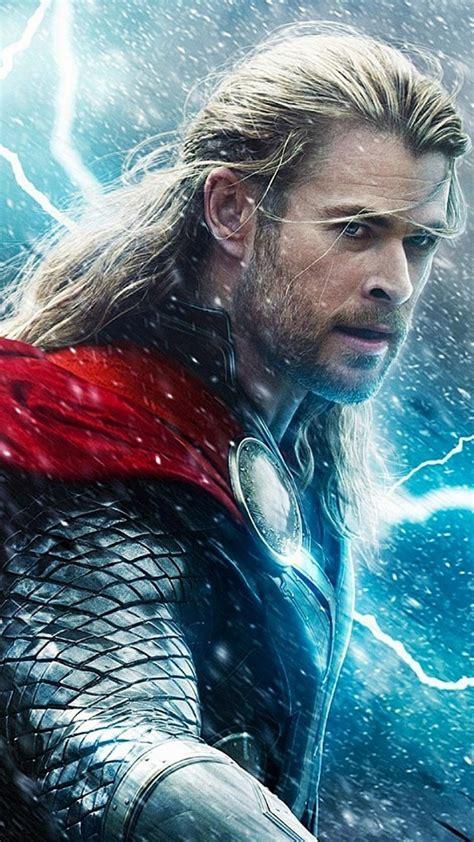 Chris Hemsworth Thor HD Mobile Wallpapers - Wallpaper Cave