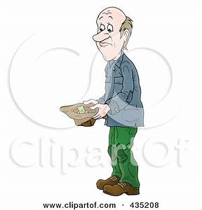 Giving Food to The Poor Clipart (15+)