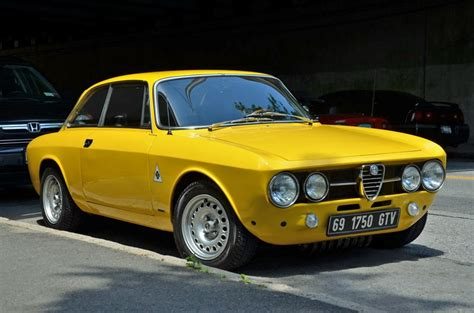 1969 Alfa Romeo Gtv by 1969 Alfa Romeo Gtv Photos Informations Articles