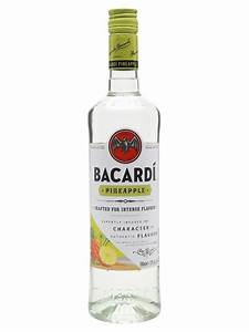 Bacardi Pineapple Fusion : The Whisky Exchange