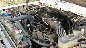 1987 Ford 6 9l Diesel Idi Engine Running Video