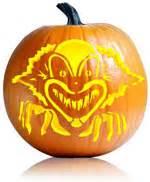 Clown Pumpkin Stencils Free by Scary Pumpkin Stencils Pumpkin Face Patterns